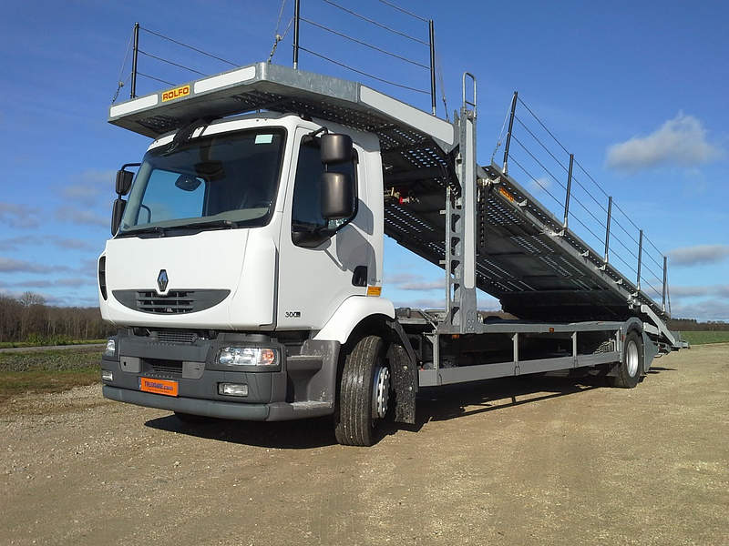 CAMION RENAULT PREMIUM 300 DXi PORTE VOITURES ROLFO NEUF! OCCASION