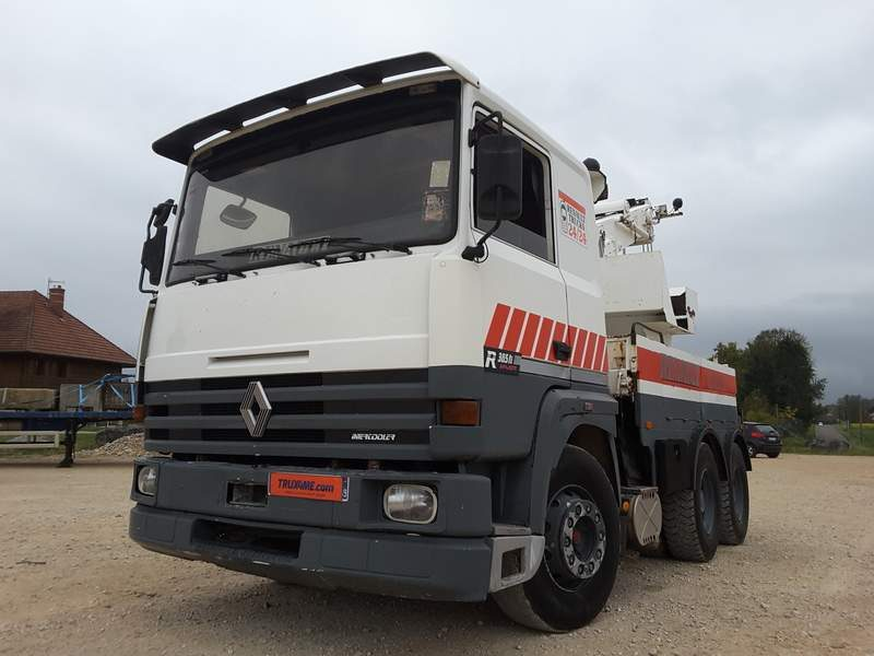 DEPANNEUSE RENAULT R385 OCCASION