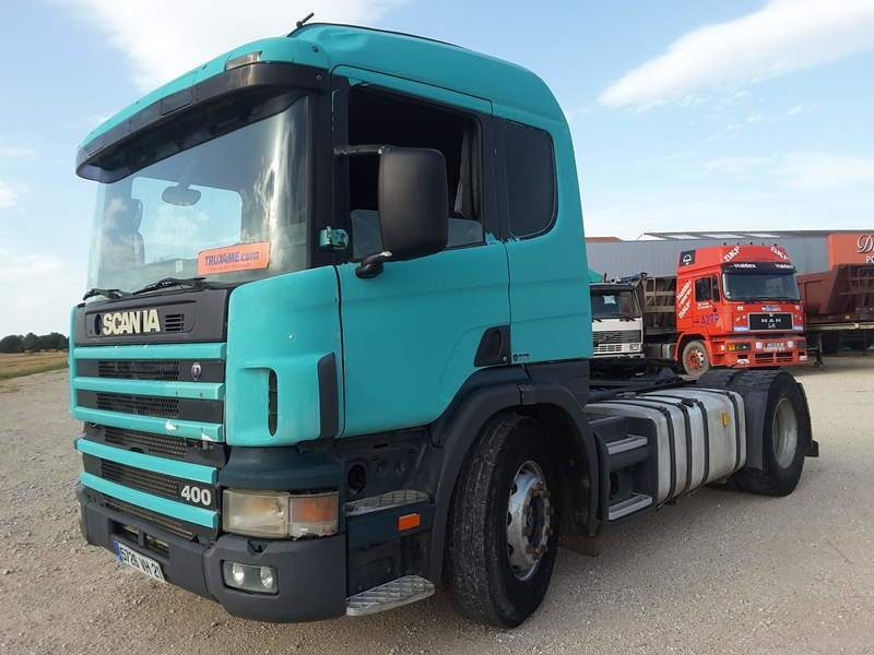 TRACTEUR SCANIA 114L400 4X2 OCCASION