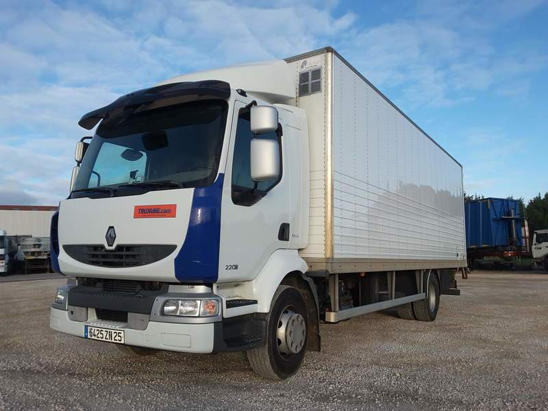 PORTEUR FOURGON RENAULT MIDLUM 220.14 DXi OCCASION