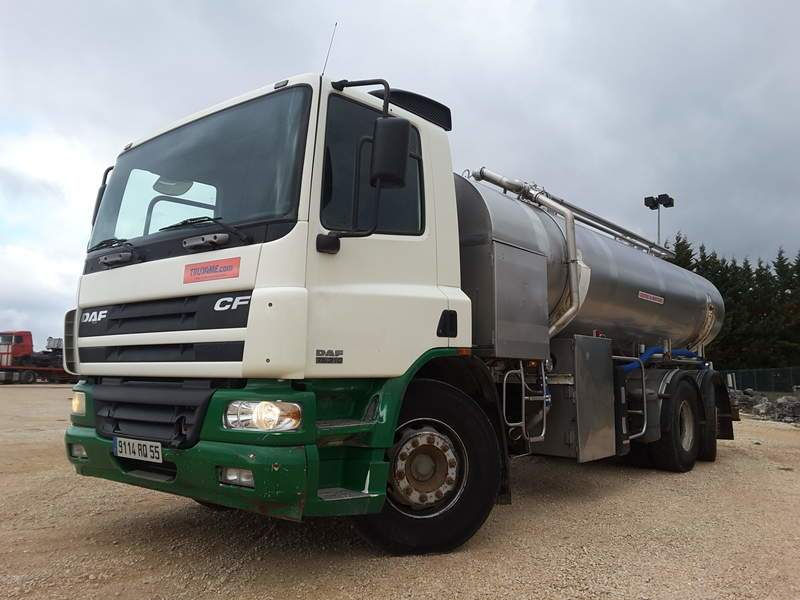 PORTEUR DAF XF 75.310 CITERNE ALIMENTAIRE 16000L OCCASION