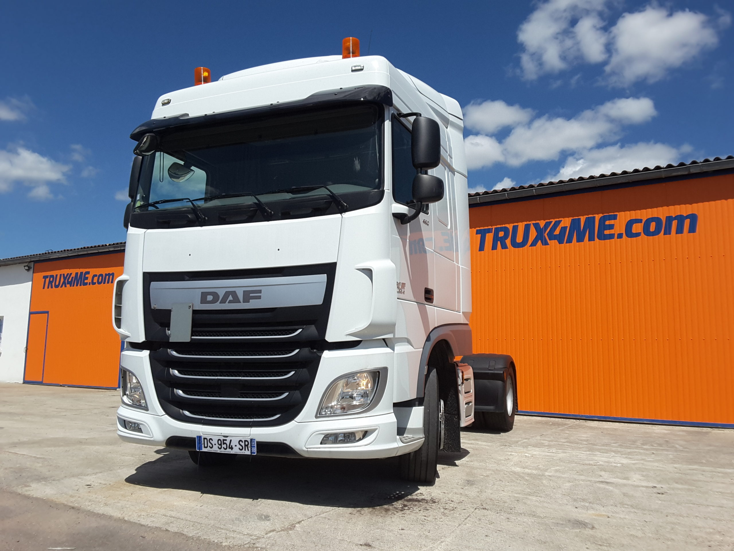 TRACTEUR DAF XF460 EURO 6 OCCASION