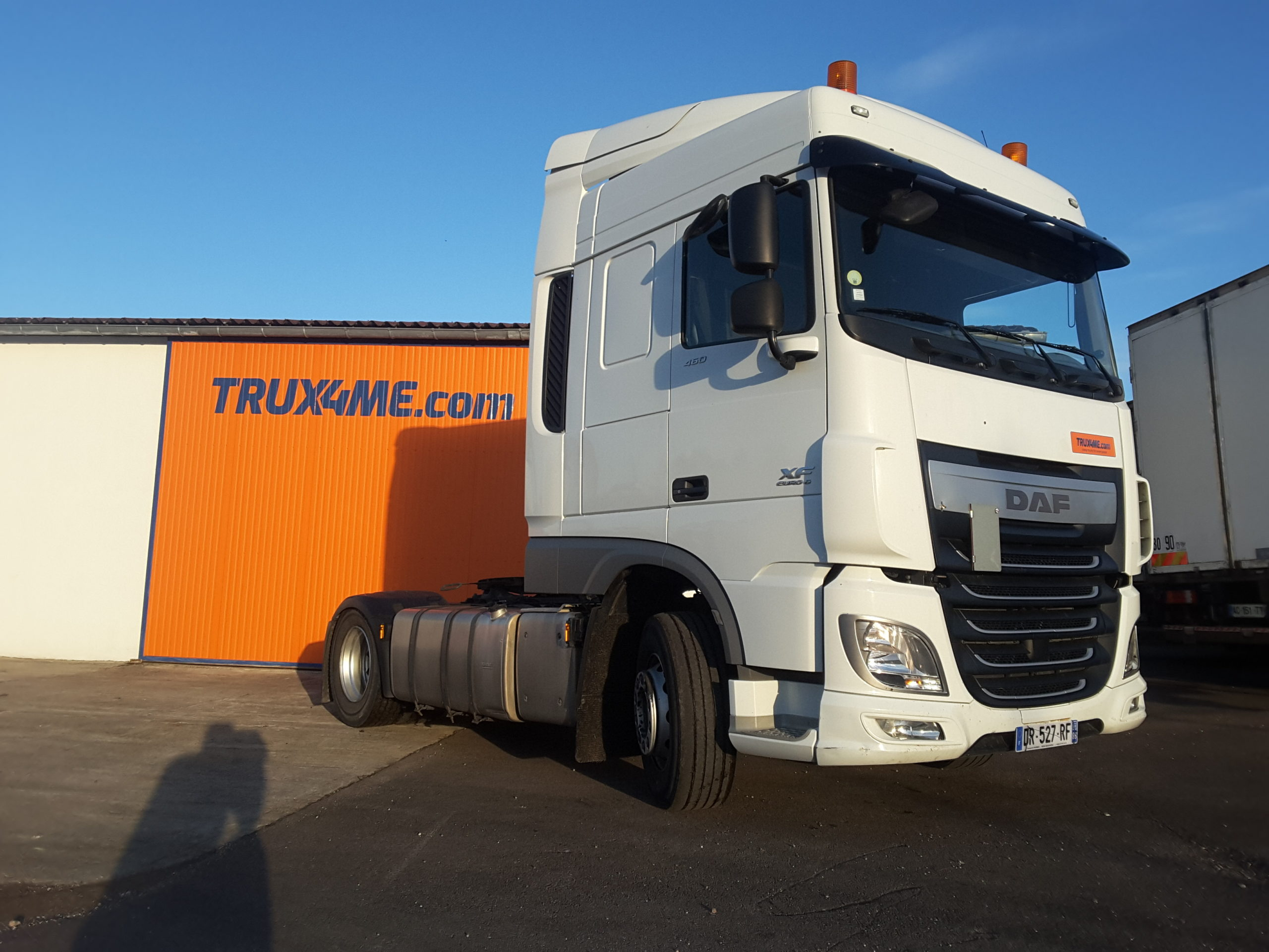 TRACTEUR DAF XF 460 PRE-EQUIPE ADR OCCASION